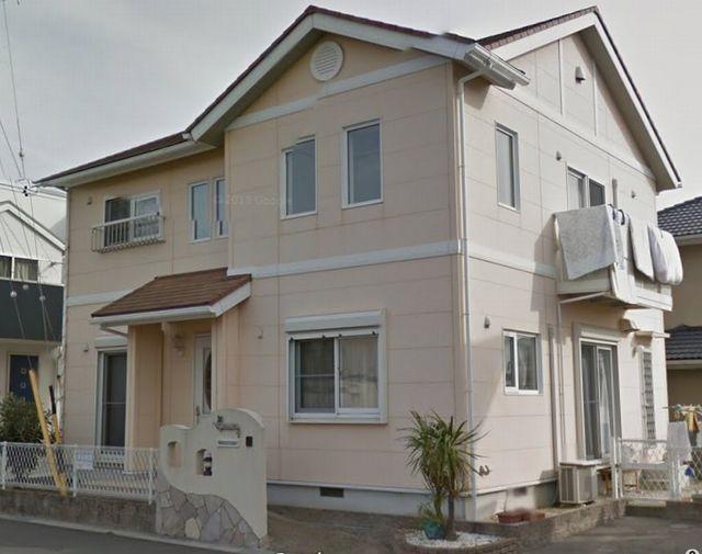 外壁塗装したお客様の家の写真