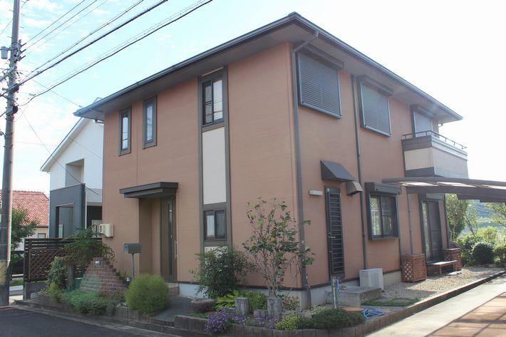 三重県津市の塗装前の写真