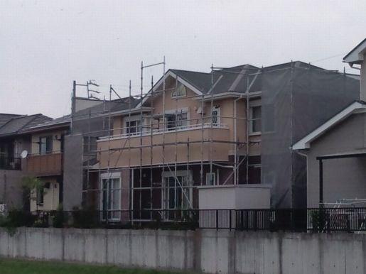 お客様の家の写真