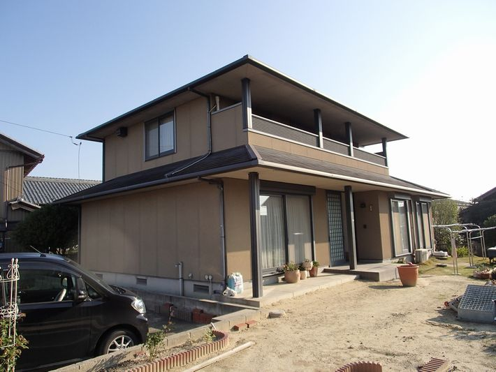 三重県四日市市Y様の施工前写真