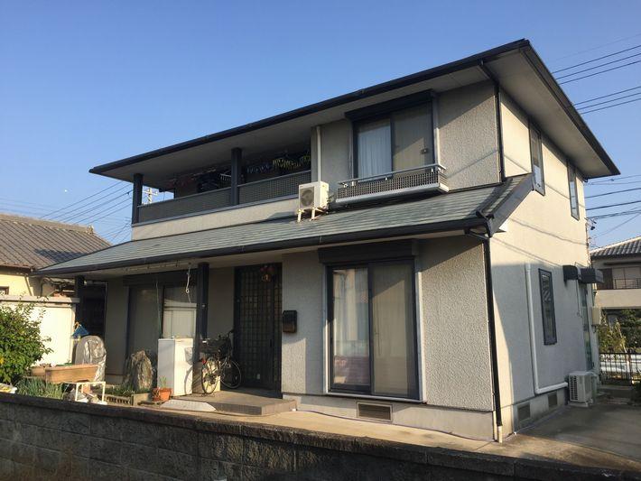 外壁塗装 業者 三重県鈴鹿市