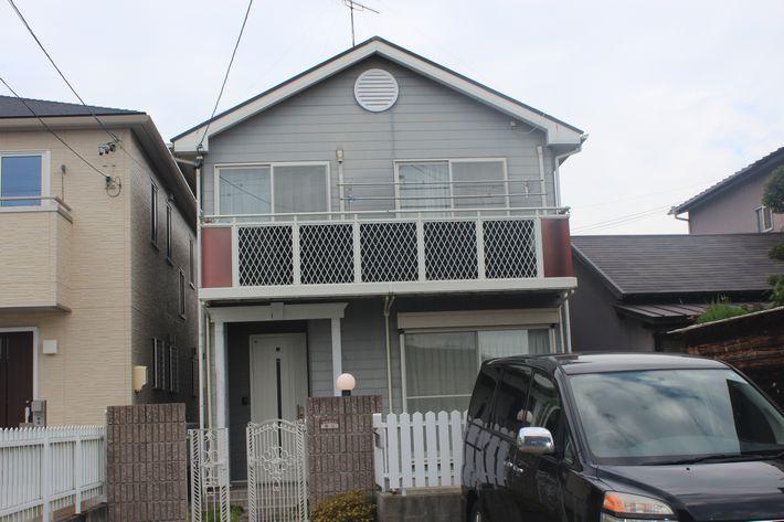 三重県津市H様邸塗装前写真