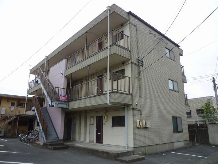 三重県伊勢市マンション塗装前写真
