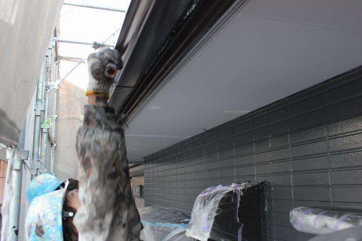 三重県津市 外壁塗装1