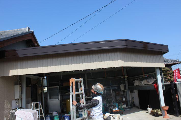 三重県津市S様邸(外壁塗装)