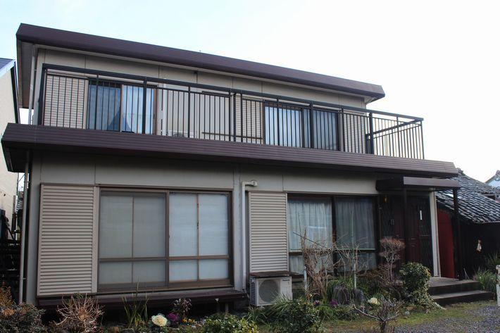 三重県亀山市K様邸(外壁塗装)