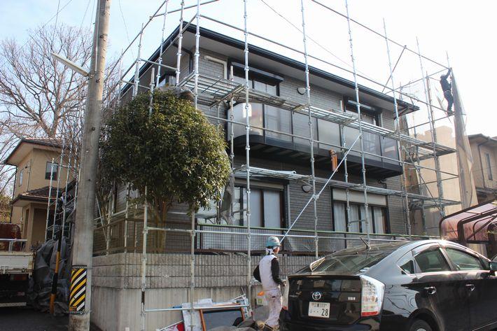 外壁塗装・屋根塗装 三重県津市