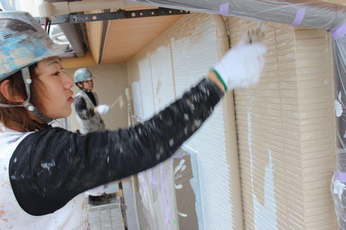 外壁塗装 三重県津市S様邸