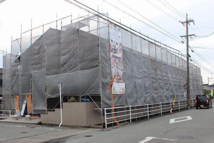 外壁塗装 三重県松阪市