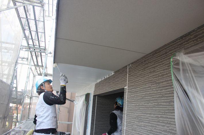 三重県津市 外壁塗装