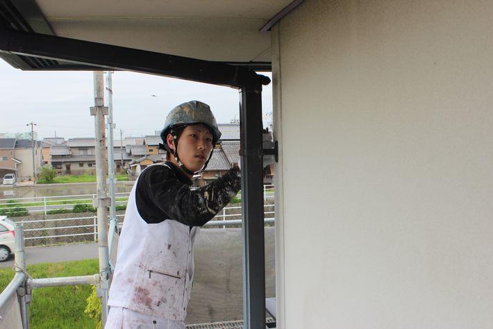 外壁塗装 三重県四日市市