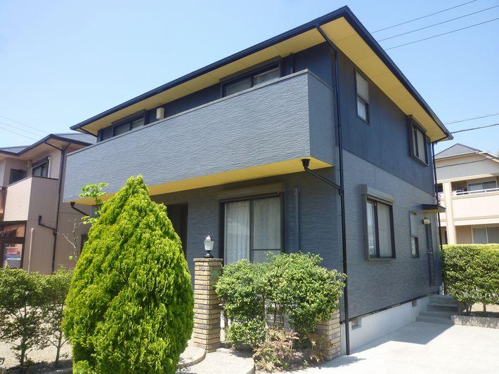 外壁塗装 施工事例 三重県