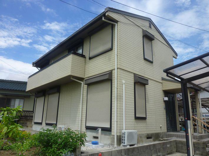 外壁塗装 無機塗料 三重県