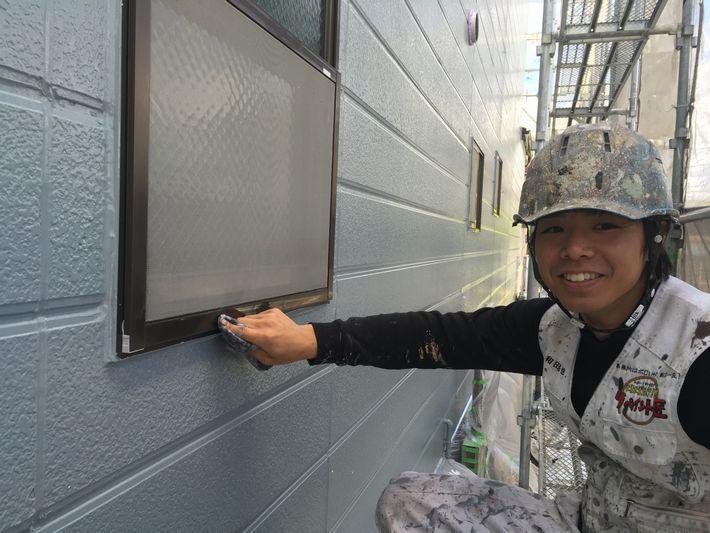 外壁塗装 三重県 40坪