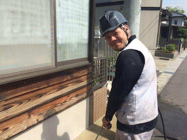 外壁塗装 三重 35坪 料金