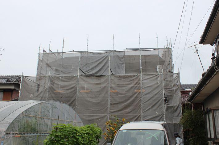 外壁塗装 35坪 金額 三重