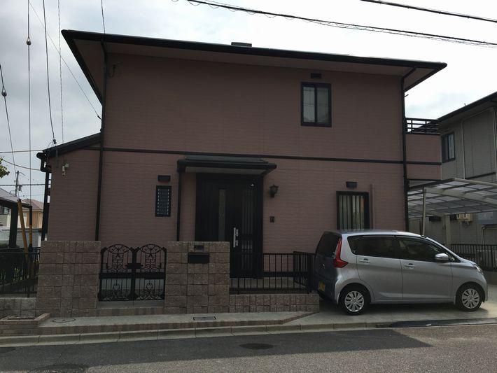 外壁塗装 屋根塗装 ガイナ 三重県