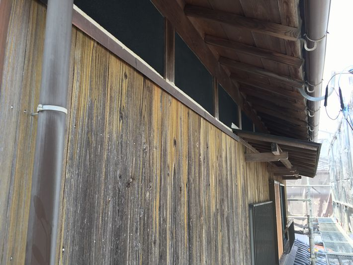 雨漏り 外壁塗装 三重