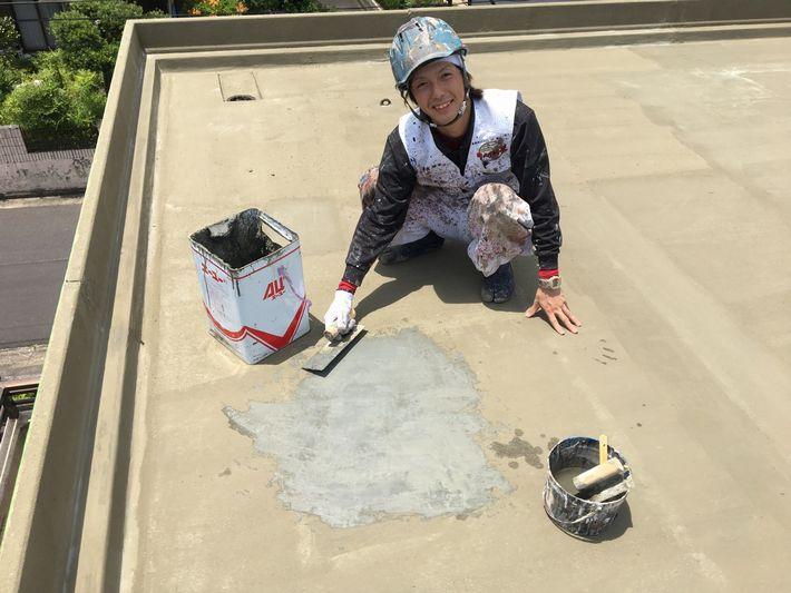 外壁塗装 防水 三重