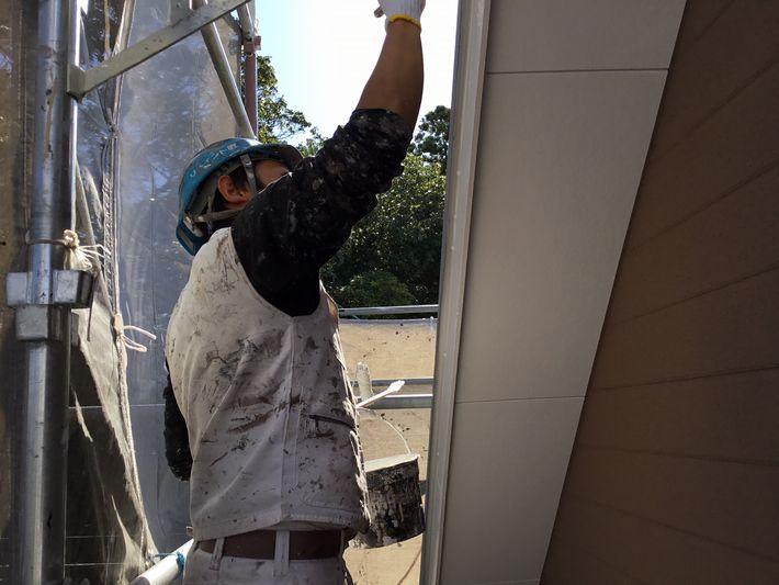 三重県 津市 ガイナ 外壁塗装