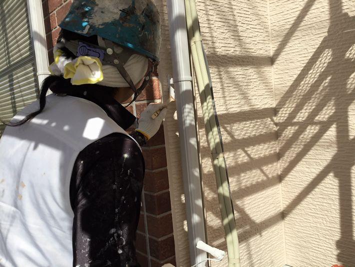 三重県 津市 外壁塗装 40坪