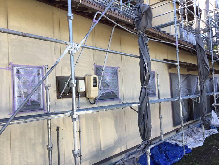 三重県 鈴鹿市 外壁塗装 ガイナ