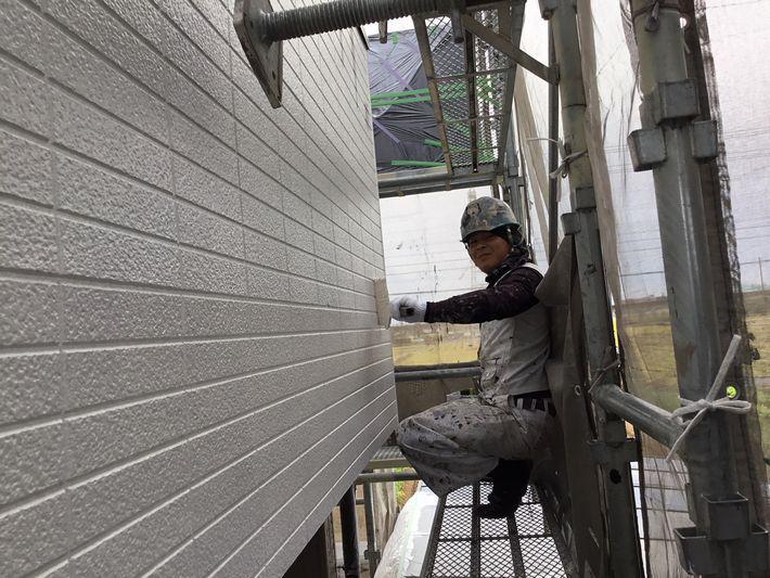 三重県 津市 外壁塗装 ガイナ