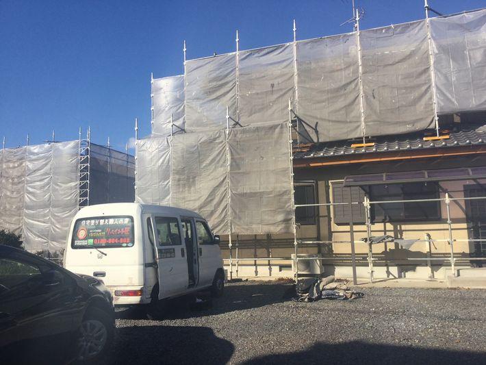 三重県 津市 外壁塗装