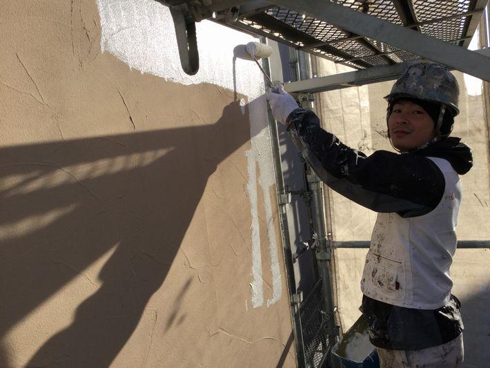実例 外壁塗装 三重県 津市