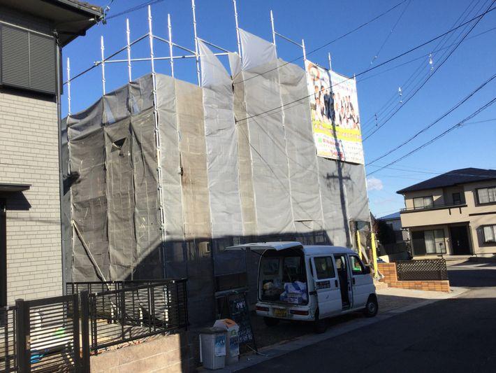 実例 外壁塗装 三重県 鈴鹿市