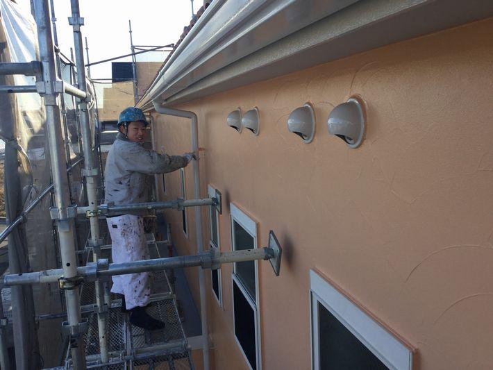 外壁塗装 三重県 津市