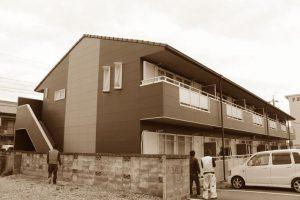 外壁塗装 アパート マンション 三重県