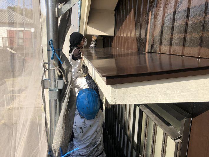 津市 外壁塗装 ガイナ