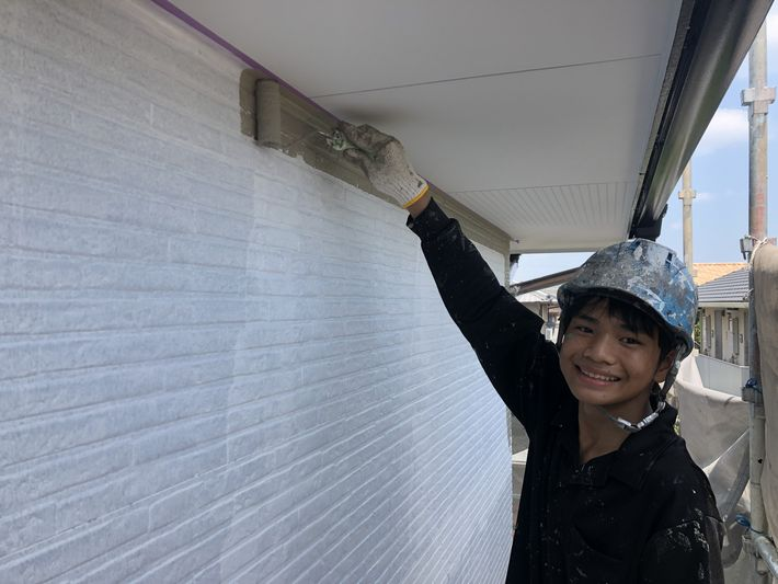 外壁塗装 三重県 津市 ガイナ