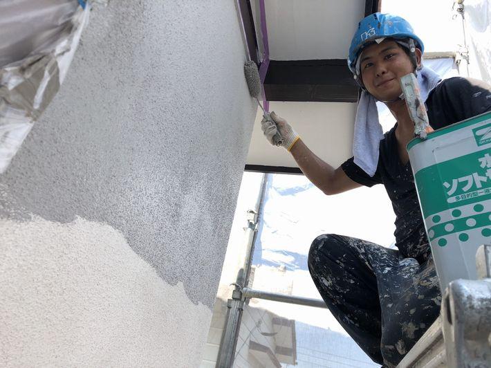 外壁塗装 三重県 津市 工程
