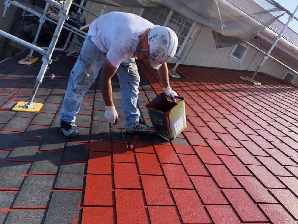 屋根塗装:リペイント匠