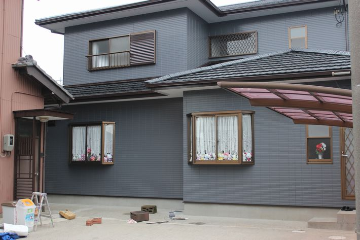 三重県津市 外壁塗装・屋根塗装 I様邸 完了写真