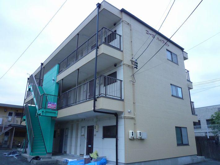 三重県伊勢市マンション塗装後写真