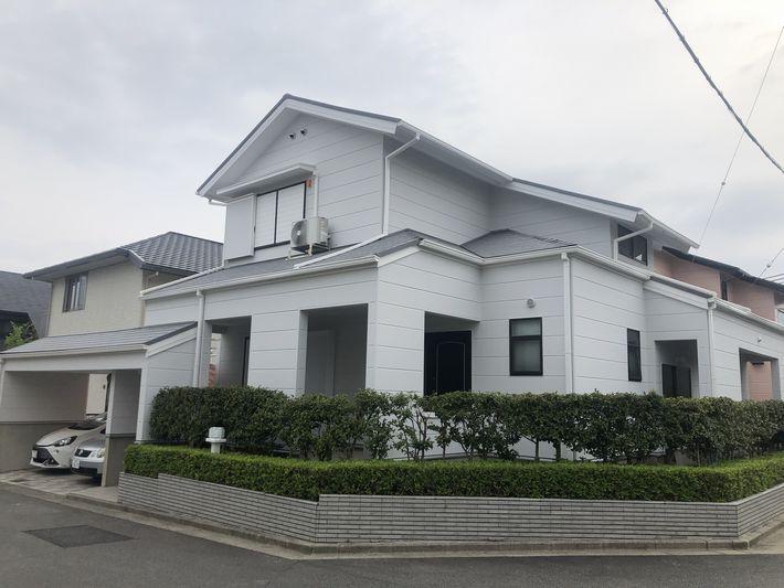 ガイナ 外壁塗装 三重県 津市
