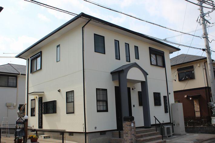 三重県鈴鹿市W様 外壁塗装・屋根塗装 ガイナ