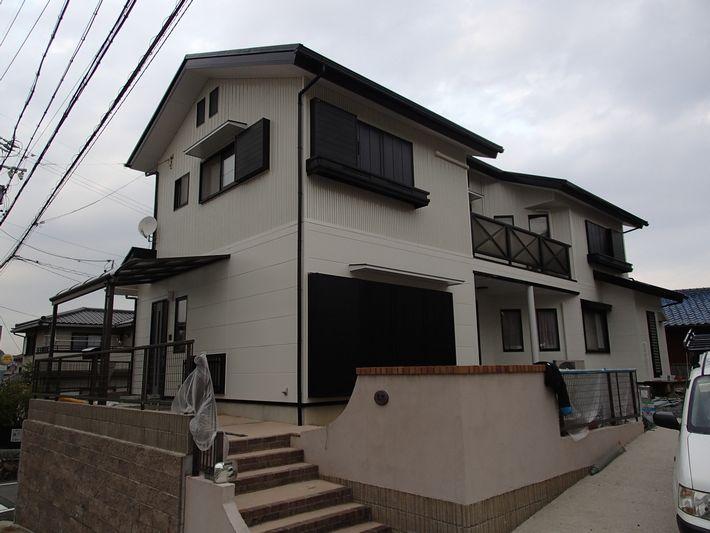 三重県津市Y様邸の施工後の写真