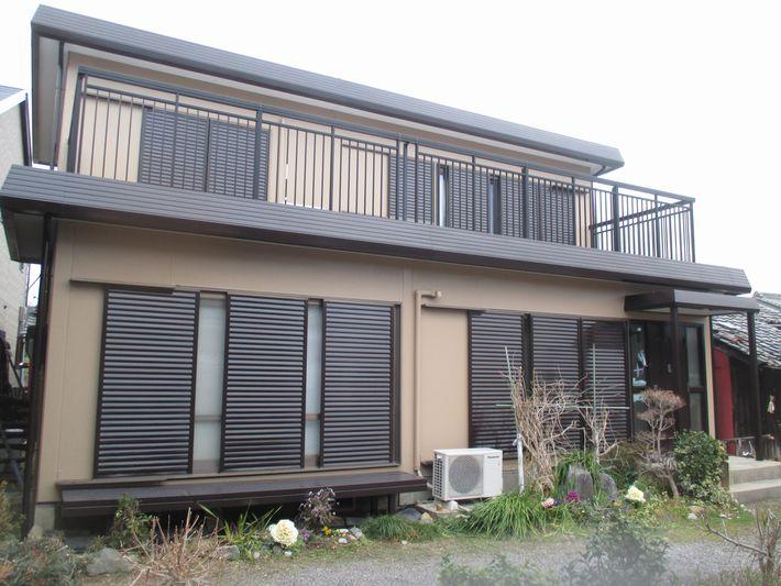 外壁塗装後 三重県亀山市 K様邸