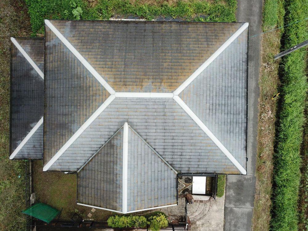 屋根塗装、雨漏り、リペイント匠