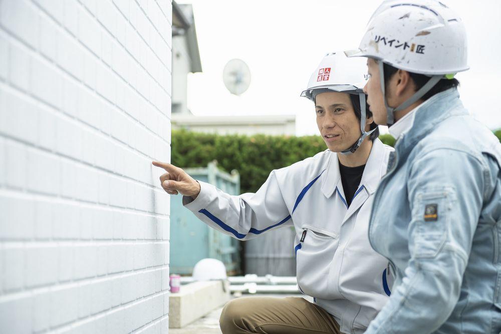 外壁塗装:リペイント匠