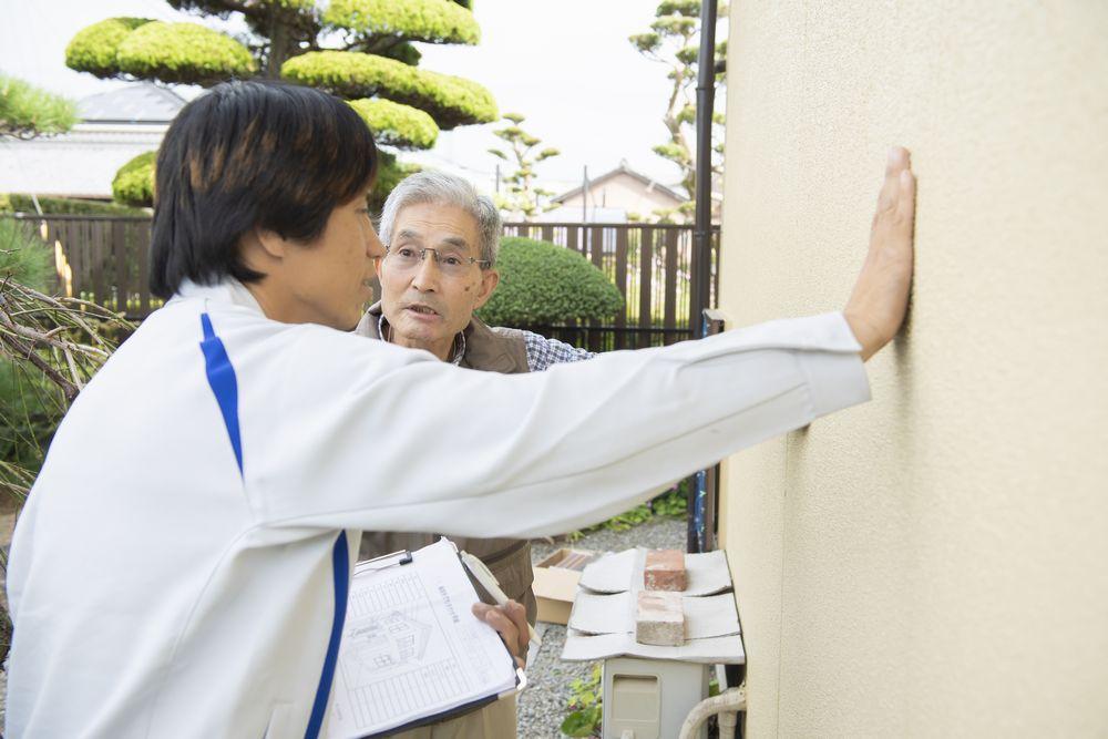 外壁塗装の種類:リペイント匠