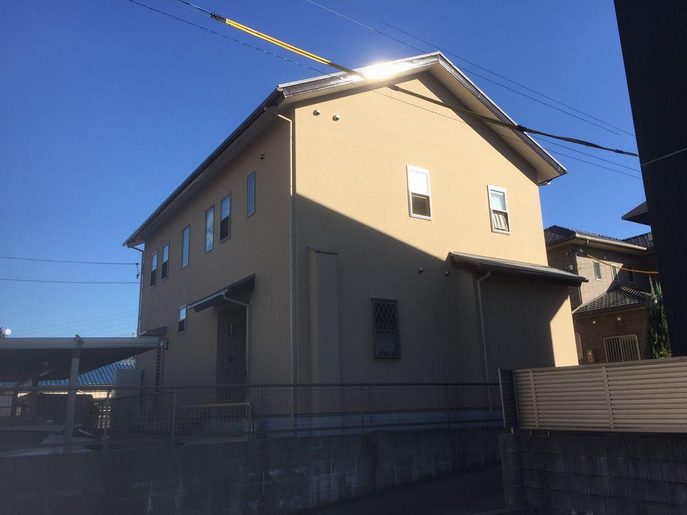 外壁塗装・屋根塗装・太陽光