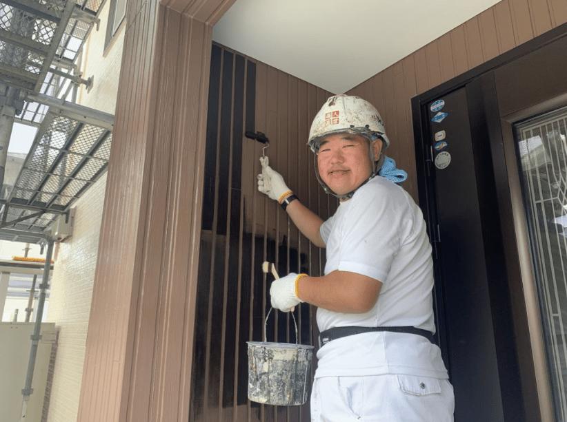 サイディング外壁塗装