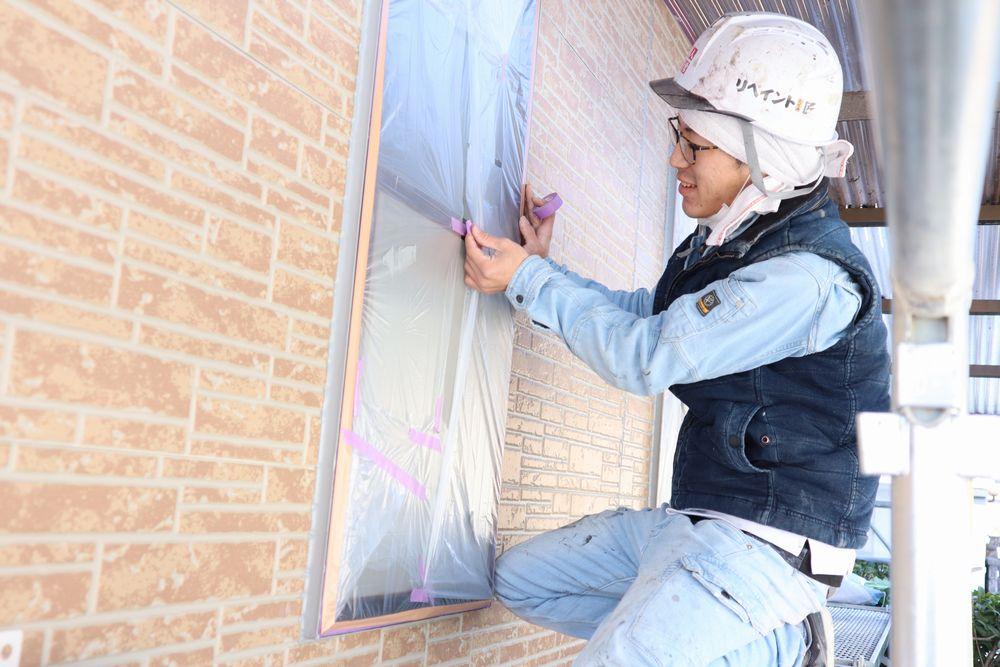 外壁塗装の養生期間