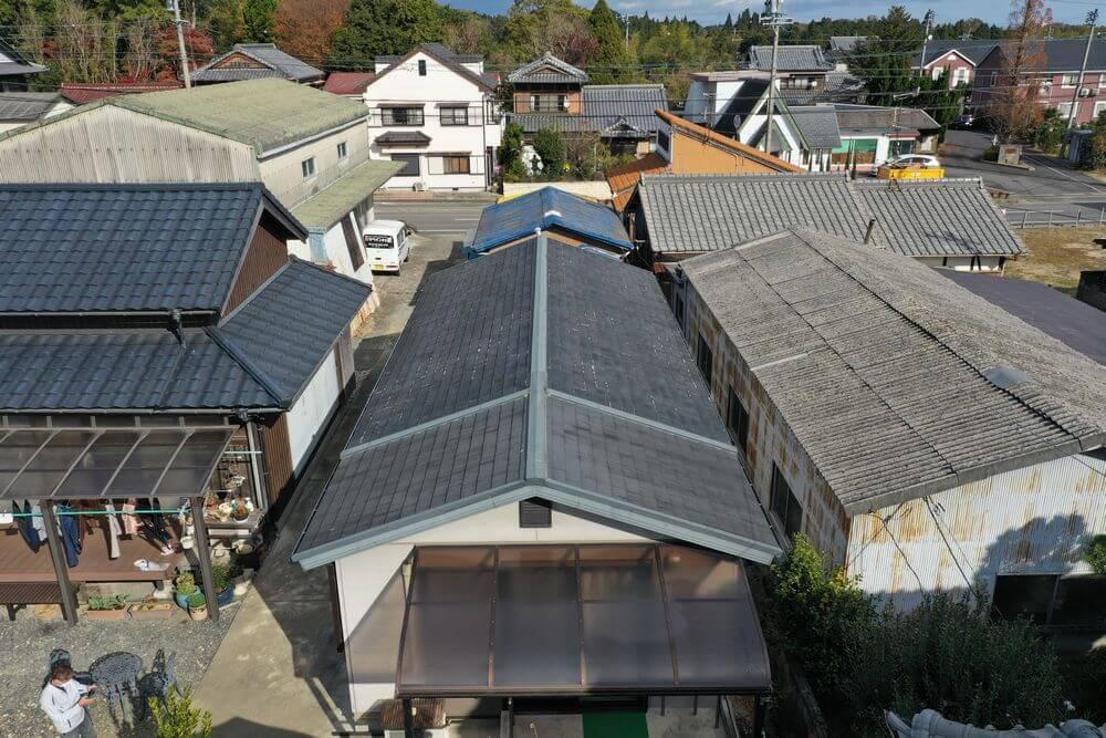 屋根葺き替え:リペイント匠