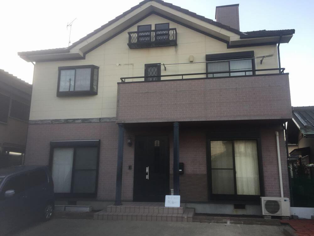 三重県鈴鹿市:外壁塗装・屋根塗装前:リペイント匠